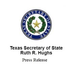 Texas Joins Electronic Registration Information Center