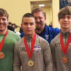 2 Wildcat Powerlifters Sit And Wait, Hoping For State Meet After UIL Coronavirus Suspension Is Lifted