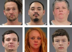 7 Sentenced In District Court Thursday, May 28