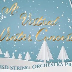 Sulphur Springs ISD String Orchestra Offers A Virtual Winter Concert