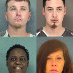 Five Jailed In Two Days On Warrants For Violating Probation
