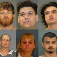 1 Jailed On An Indictment And 6 Others On Felony Warrants